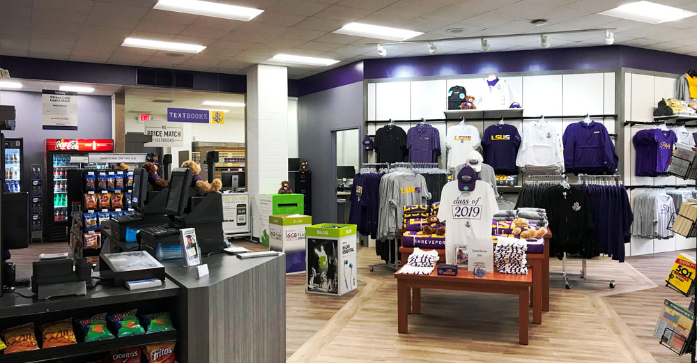 LSU-Shreveport - Barnes and Noble Bookstore