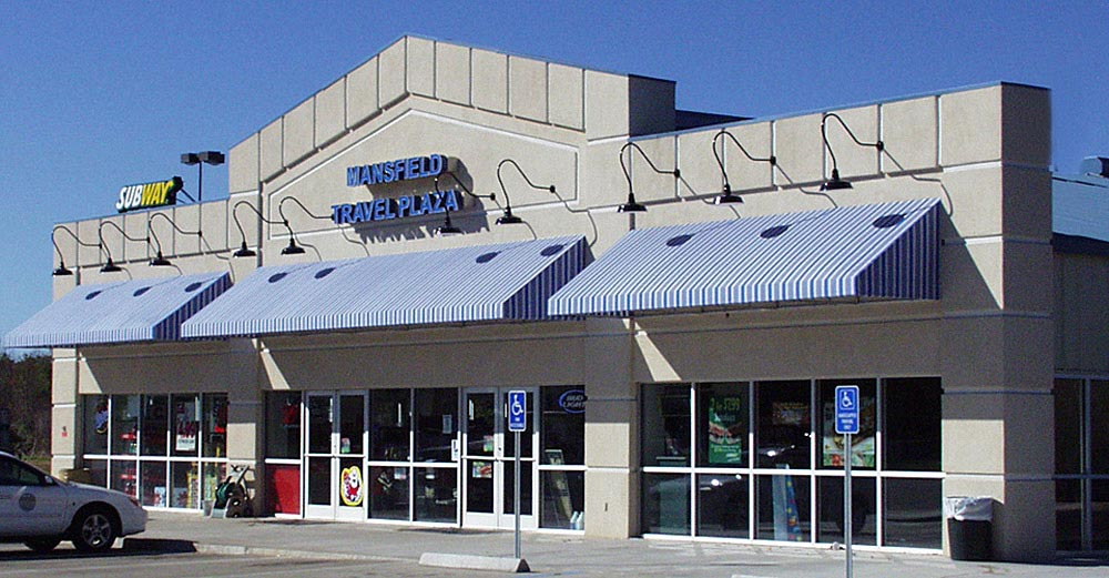 Mansfield Travel Plaza